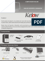 Manual Eletrônico Kelow - Computadores