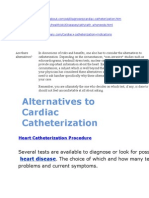Cardiac Catheterization 2003