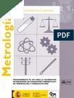 Euramet- Procedimiento Calibracion Medidores de Temp. y Hr