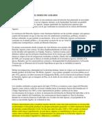 RESEÑA HISTORICA DEL DERECHO AGRARIO