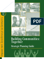 Building Communities Together. Strategic Planning Guide