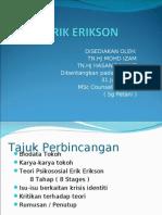 ERIK ERICSON ppt1
