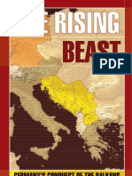 The Rising Beast Germany in the Balkans