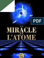 Le Miracle de L'Atome 1ed Fr
