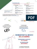 Brochure Trobada de Barcelona
