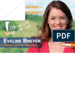 Broschuere Eveline Breyer S1-13