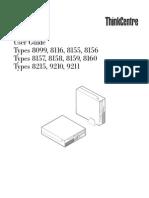 User Guide 39j8170