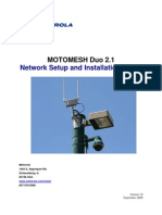 MOTOMESH Duo 2.1 Network Setup and Installation Guide