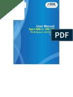 User Manual (T2 B bi