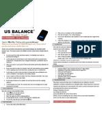US-CHARGER 500g x 0.1g Digital scale | USBALANCE