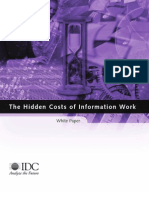 Whitepaper IDC Hidden Costs 0405