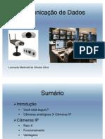 Câmeras IP