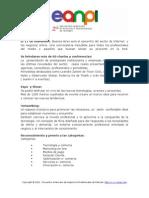 Propuesta de Prensa EANPI