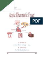 Rheumatic Fever