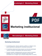 Marketing Institucional