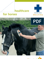 H8 Routine Healthcare for Horses