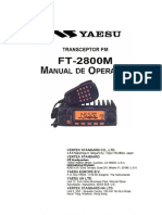 Manual FT 2800M - Portugues