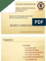 Buses y Direccionamiento