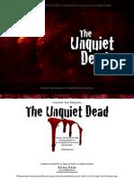 VtR the Unquiet Dead