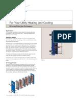 PD Sheet - M3, M6, M10, M15 Series Plate Heat Exchanger - En