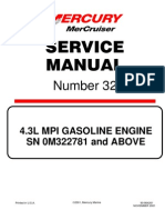 Service Manual #32 2001 - Newer GM V6 MPI