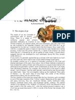 [Go Igo Baduk Weiqi] [Eng] the Magic of Go - Richard Bozulich