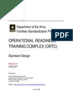 ORTC Standard Design 5MAY2011 4.1(1)