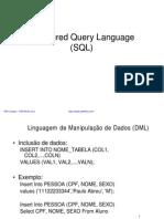 Aula 08 - SQL - Dml