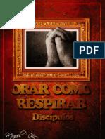 Libro Orar Como Respirar Miguel Diez