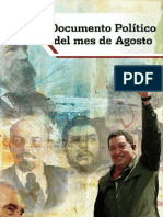 Documento Politico Agosto Version Distribucion