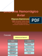 Red Sindrome Hemorrágico