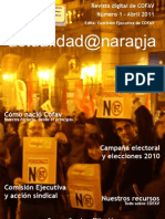 Revista digital de COFAV nº 1