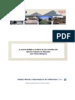 A. Garcia Bellido y El Inicio de Los Estudios Del Ejercito Romano en Hispania. Espacio Tiempo y Forma. Historia Antigua 6-2003. Jose Maria Blazquez