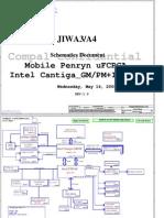 Lenovo g530 n500 - Compal La-4212p Jiwa3 Jiwa4 - Rev 1