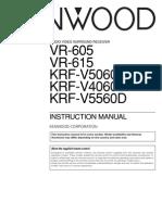 Kenwood vr605
