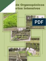 Manual de Organoponicos y Huertos Intensivos. Agricultura Urbana, Permacultura.