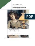 Fiodor Dostoievski - Uma Criatura Docil