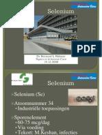 Selenium- Dr B. Hbner