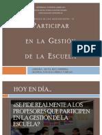GESTIÓN D LA ESC Des adolesc IV