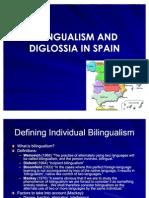 Bilingualism and Diglossia in Spain