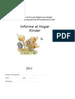 Informe al Hogar
