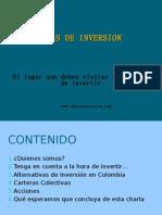 Presentacion Ideas Enrique