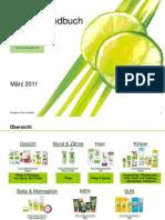 Produkthandbuch
