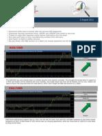 Forex Market Insight 02 August 2011