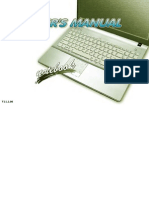 Manual Clevo WN150PNH