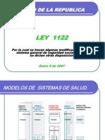 LEY1122ANÁLISIS