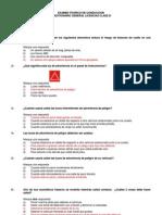 TEST General Clase B Modificado