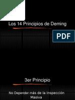 Los Principios de Deming