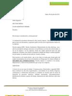 Carta de Presentacion Dim Empresas