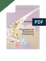 Estandares de Economia Domestica